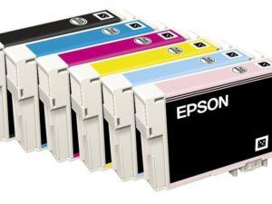 Уцененные картриджи Epson